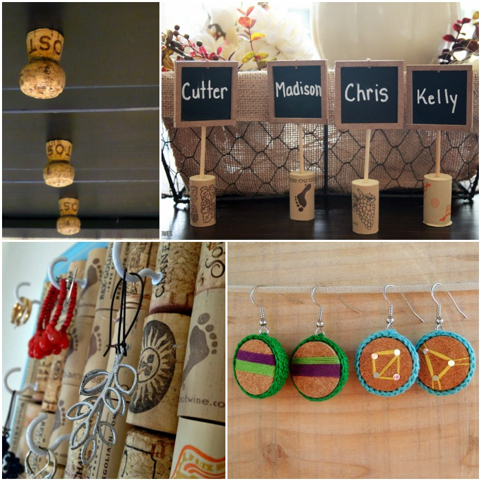 wine cork diy projects