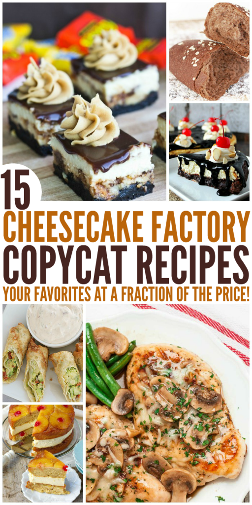 the cheesecake factory a recipe for Carefully place cheesecake in the water bath in the oven bake for 12 minutes, then reduce heat to 350 degrees f (175 degrees c) and bake for 50 to 60 minutes or until the top of the cheesecake is light brown.
