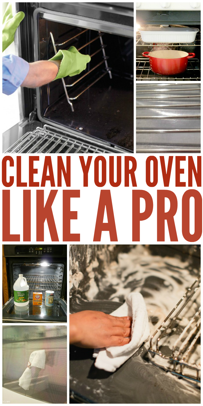 how to clean your oven like a pro. Black Bedroom Furniture Sets. Home Design Ideas