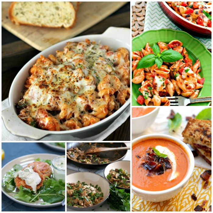 20 Minute Dinners You Have to Try