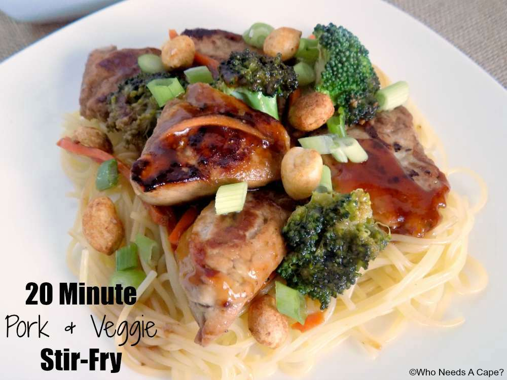 20 minute dinners 13