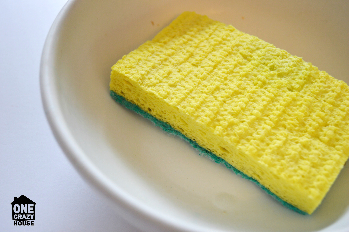 50 Things You Need to Throw Away - Sponges