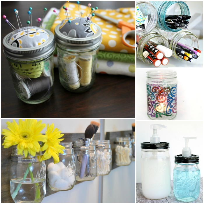 How to Reuse Mason Jars