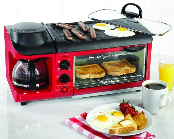 amazon breakfast station
