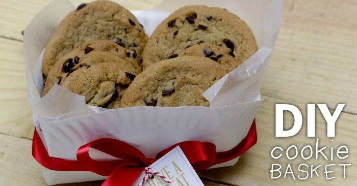 How To Fold Cookie Basket