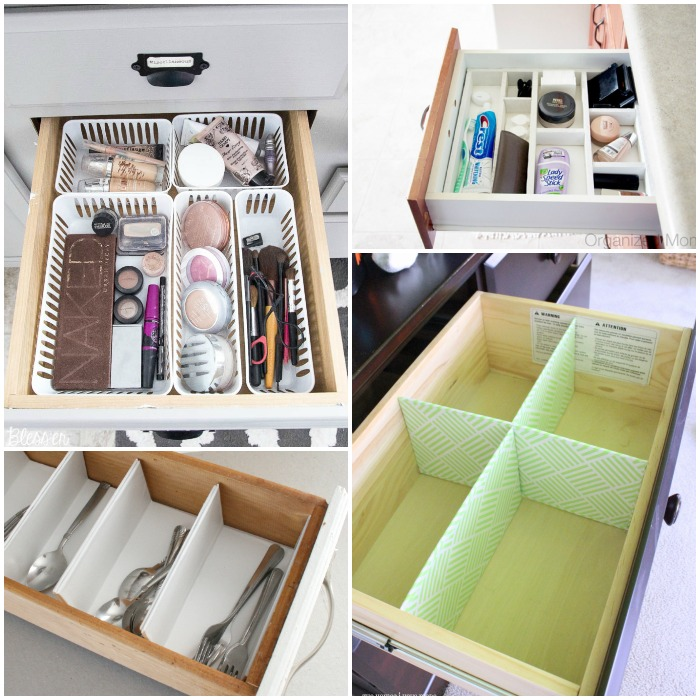 Organization Ideas For Junk Drawers: 15 Drawers That Are More Organized Than You