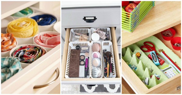 15 Drawers That Are More Organized Than You