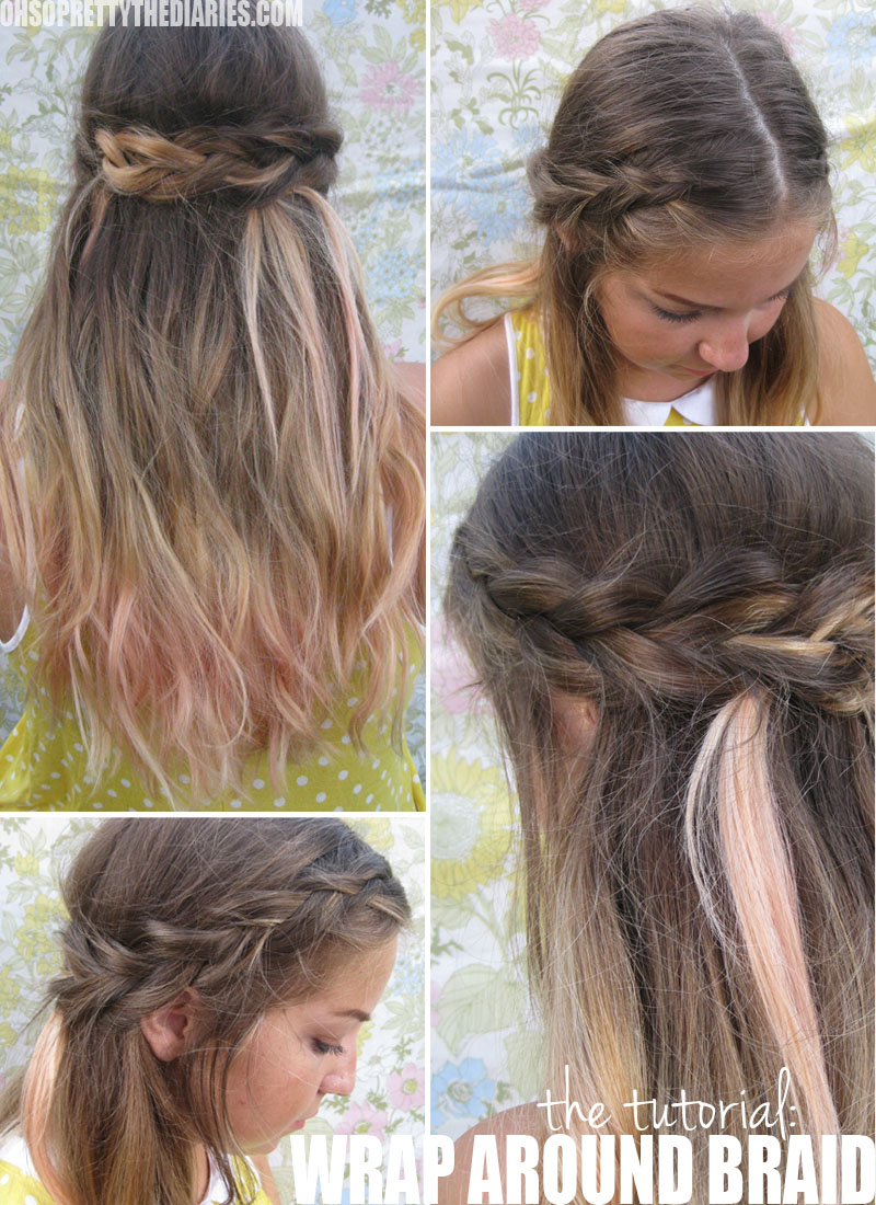 15 Casual Amp Simple Hairstyles That Are Half Up Half Down