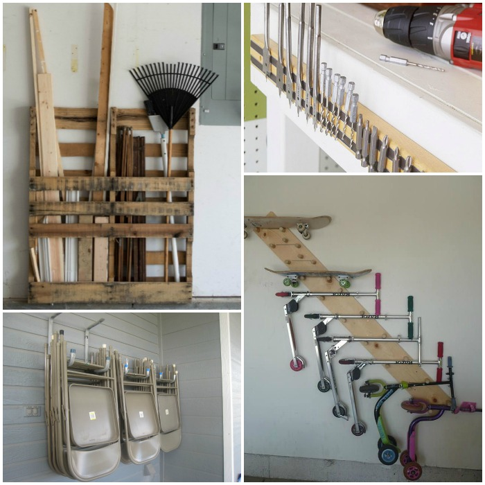 ideas to organize your garage. 15 Ideas to Organize Your Garage