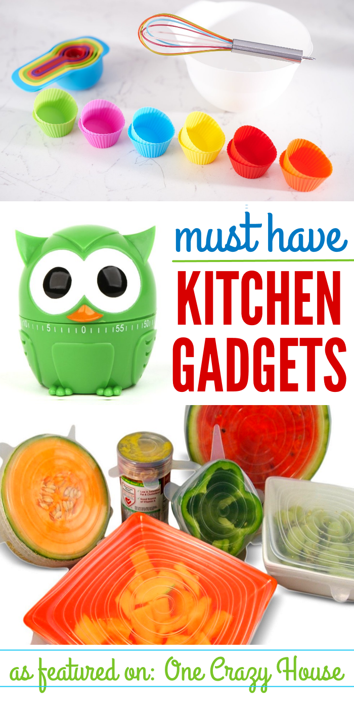 kitchen gadget ideas