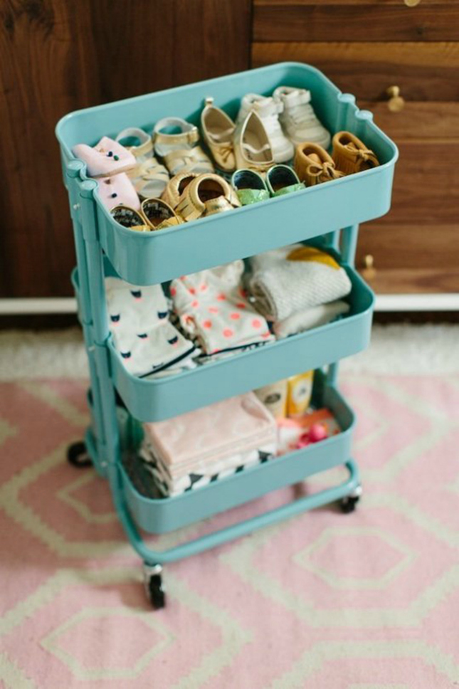 organize baby clothes 11