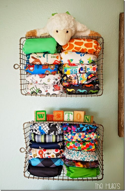 organize baby clothes 15