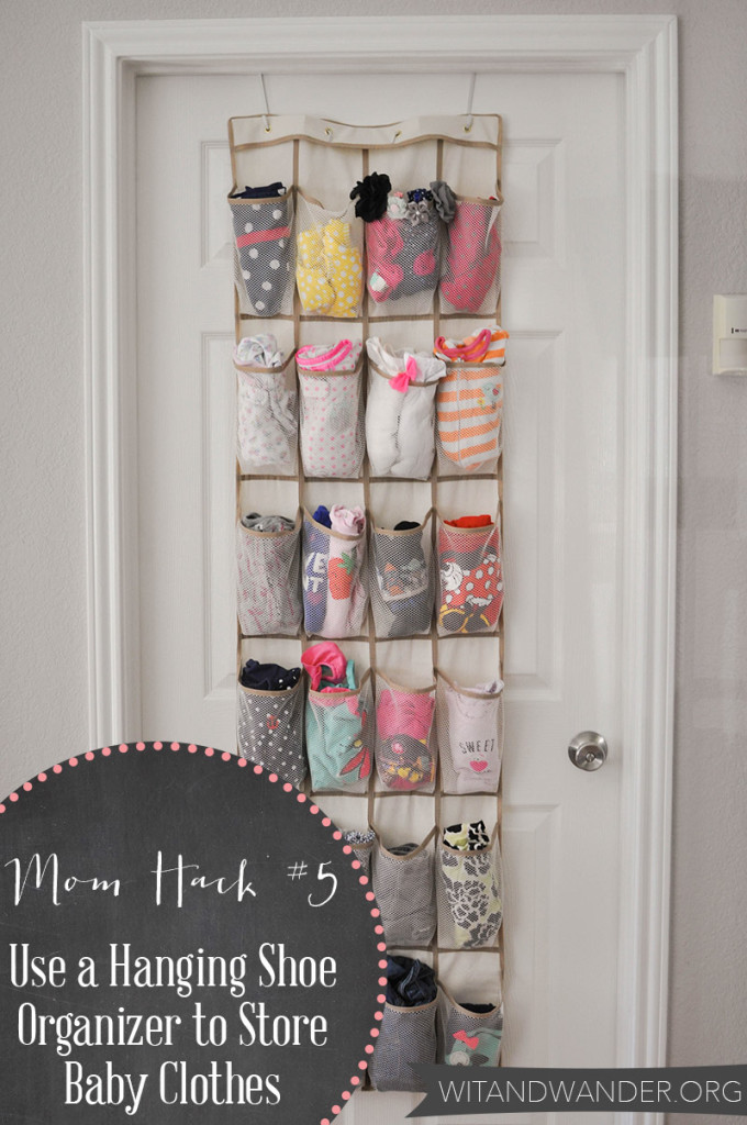 Organize Baby Clothes 6