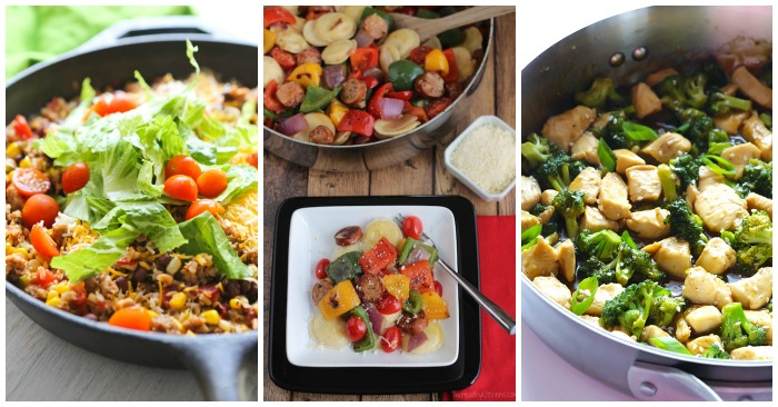 20 dinner ideas for when you have no time