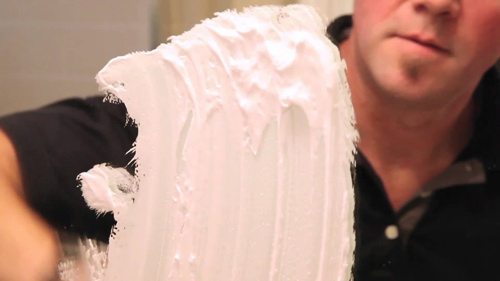 shaving cream hacks 10