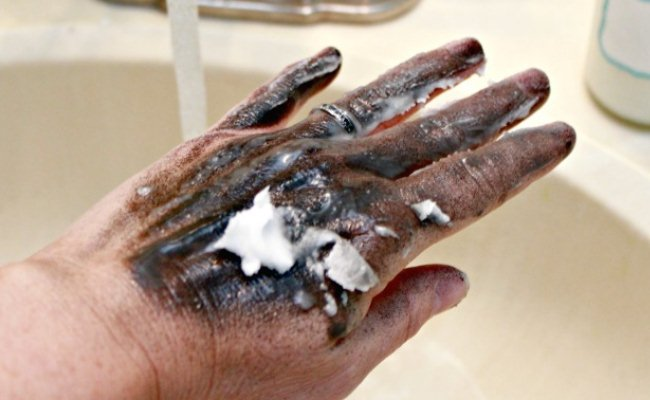 shaving cream hacks 11