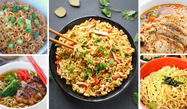 22 Recipes That Prove Ramen Noodles Are The Best