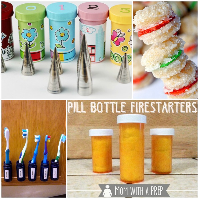 Super Smart Pill Bottle Hacks