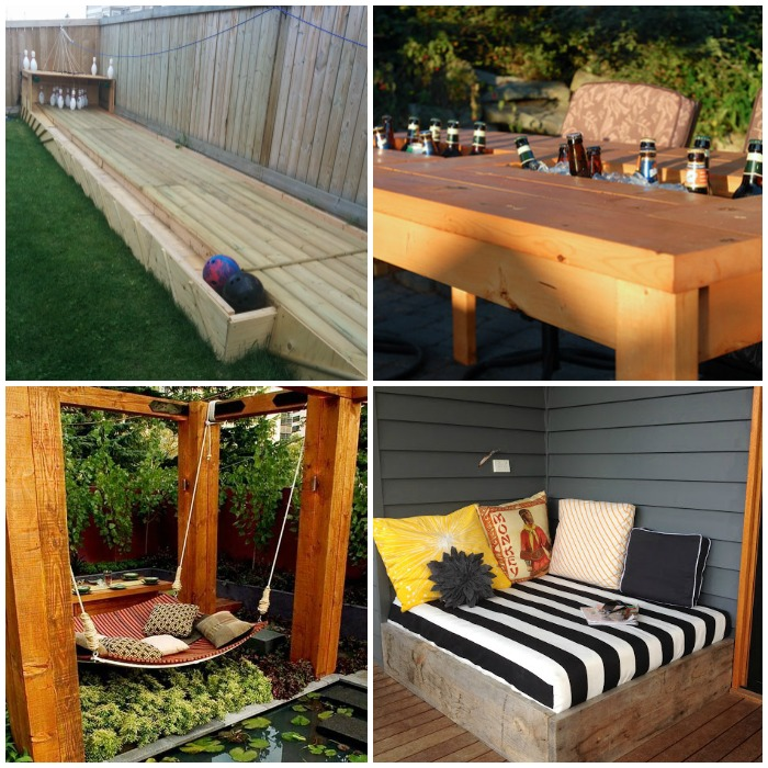 Etonnant Backyard Diy Ideas You Need In Your Life