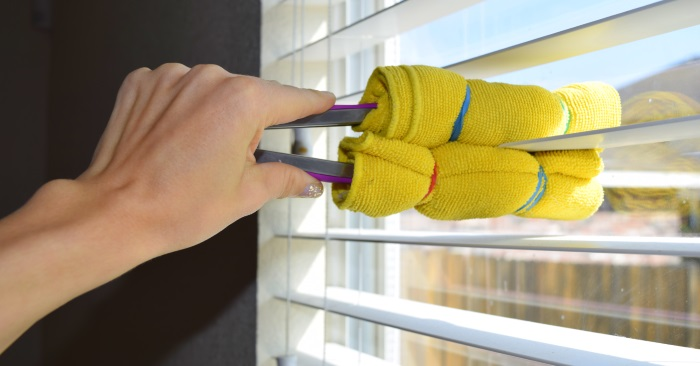 Why You Need to Clean Your Window Blinds