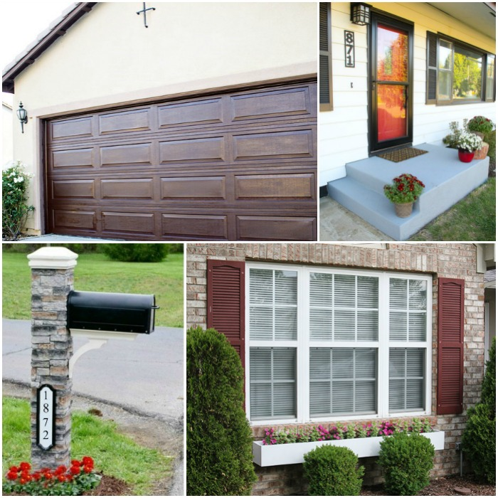 cheap ways to add curb appeal
