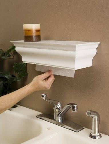 clever ways to hide clutter 14