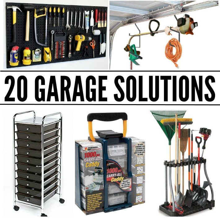 garage storage solutions that actually work