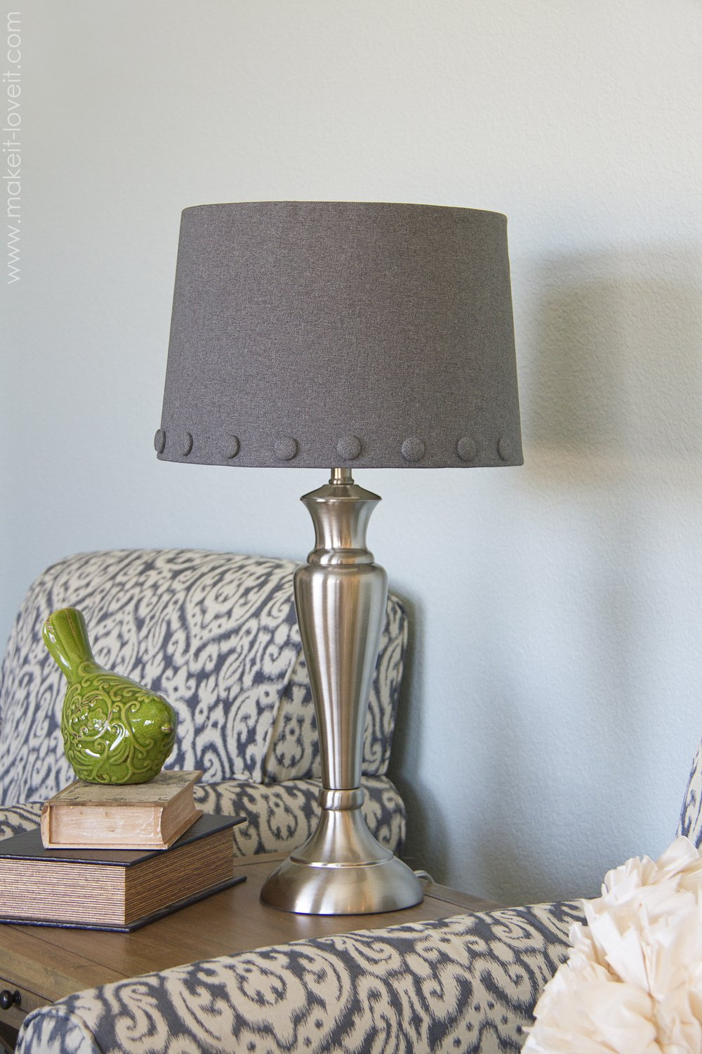 light fixture makeover 1