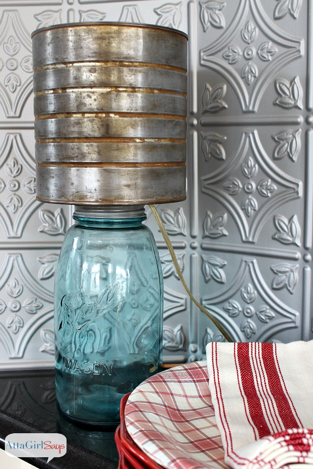 light fixture makeover 5