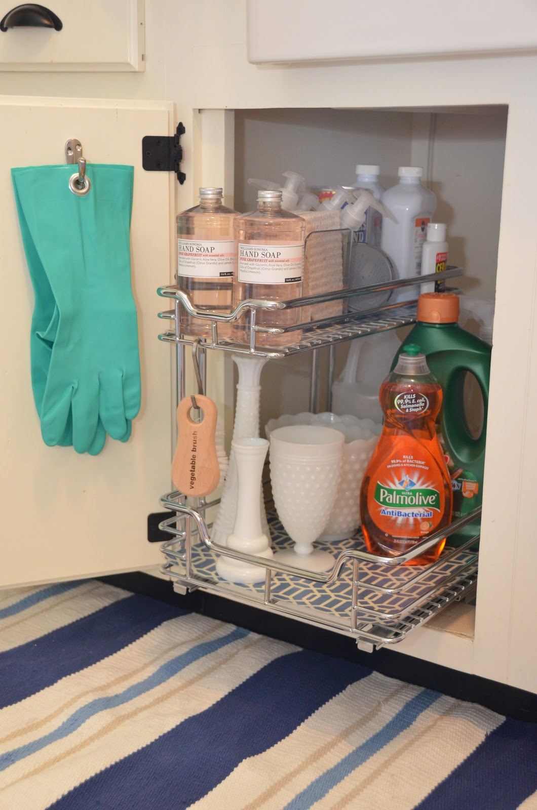 Under Kitchen Cabinet Storage Ideas 16 renovations under your sink that will wow