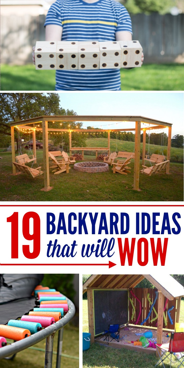 #diyhacks #homehacks backyard ideas