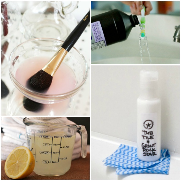 Hydrogen Peroxide Uses that Will make your home sparkle