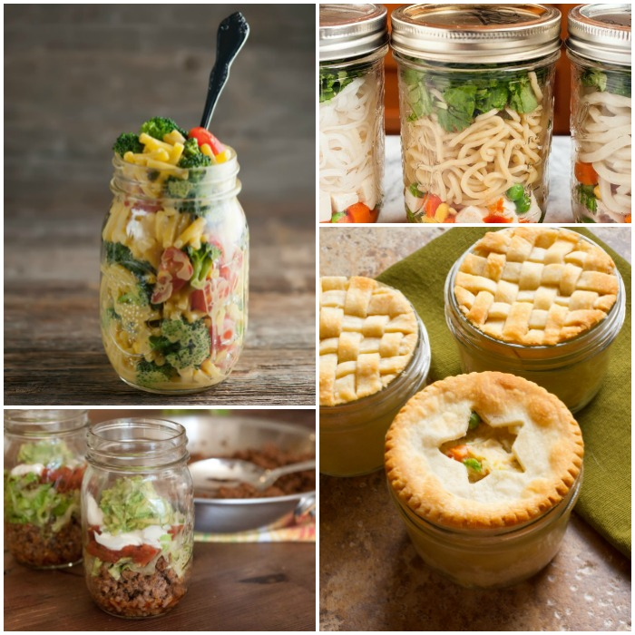 Mason Jar Meals You Have to Try