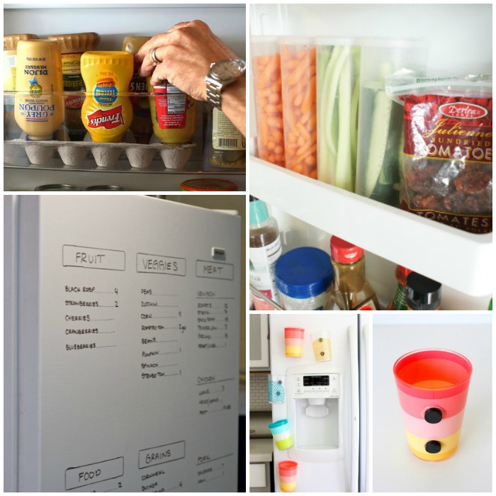 14 Genius Hacks For A Perfectly Organized Refrigerator: 15 Tricks That Will Change The Way You Use Your Fridge