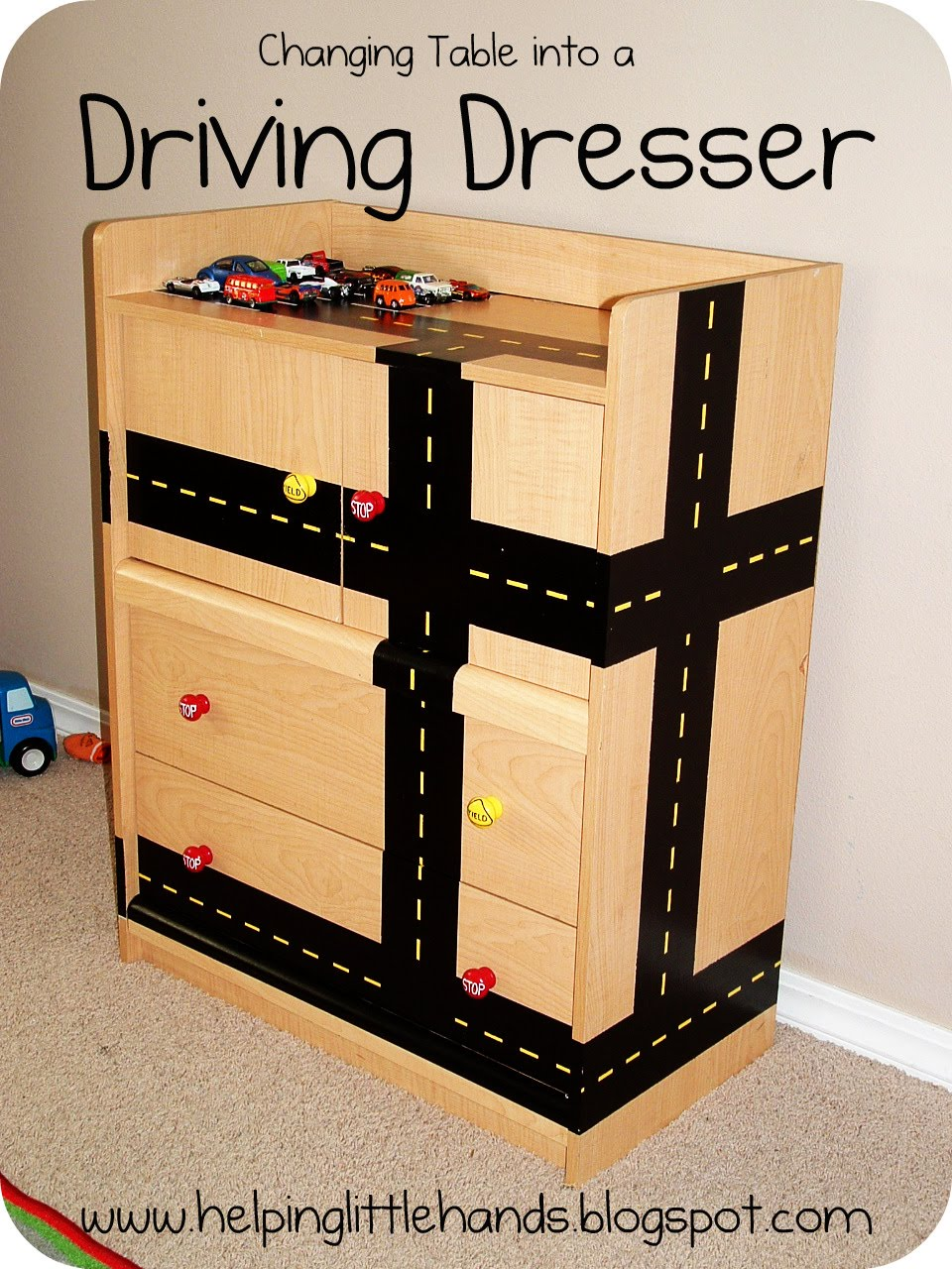 changing table ideas 2