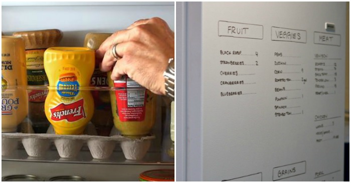 15 tricks that will change the way you use your fridge - How to use the fridge in an ingenious manner ...