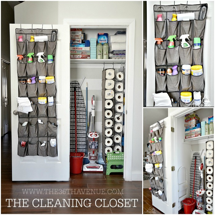 Pictures Of Closet Organizers Ideas Part - 16: Linen Closet Organization 11