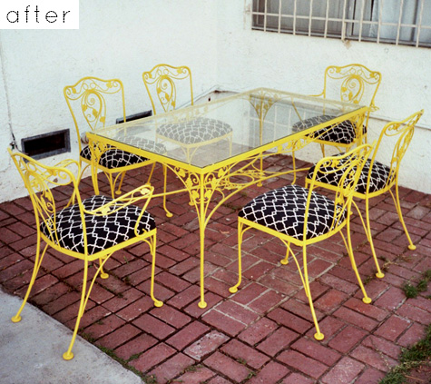 outdoor furniture makeovers 8