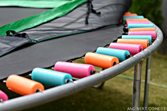 trampoline-safety-hack-using-pool-noodles-2