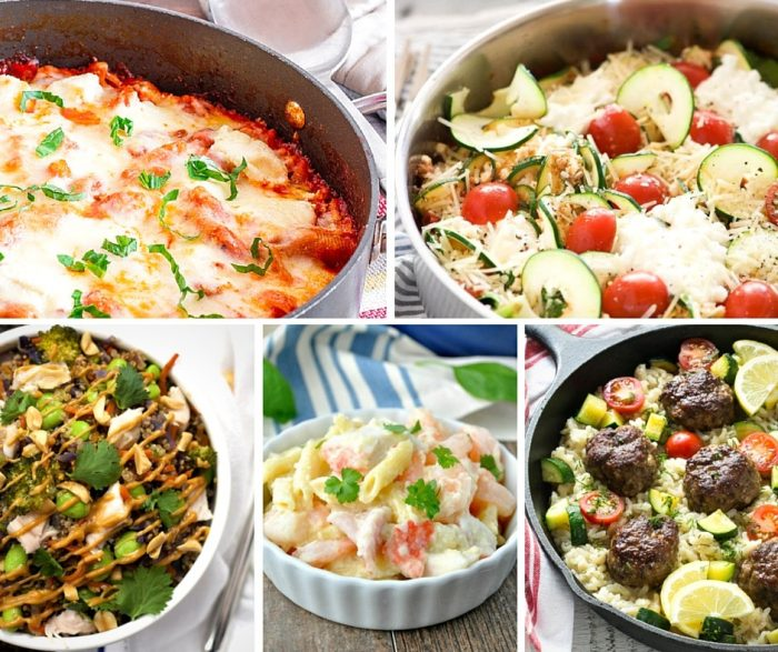 one pot meal idea