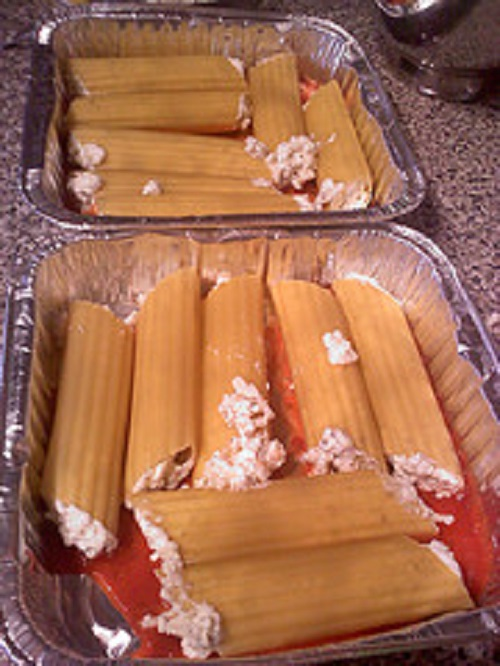 Freezer Meals-10-Manicotti