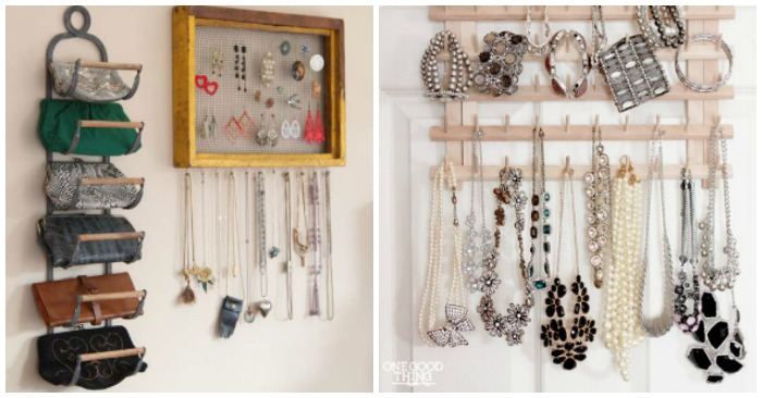 16 Amazingly Clever Ways to Organize Your Accessories
