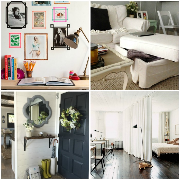 19 Genius Apartment Decorating Ideas Made For Renters