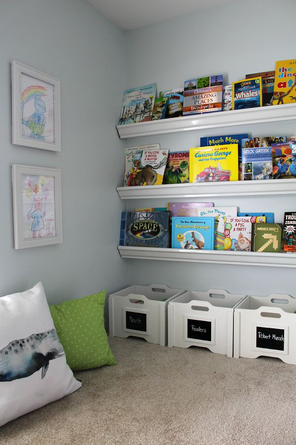 Cheap Storage Ideas For Craft Rooms