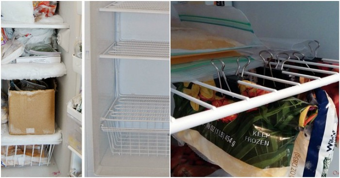 Brilliant Freezer Organization Tips You Need {with Video!}