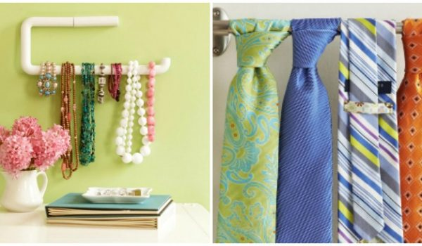 15 Nifty Paper Towel Holder Uses