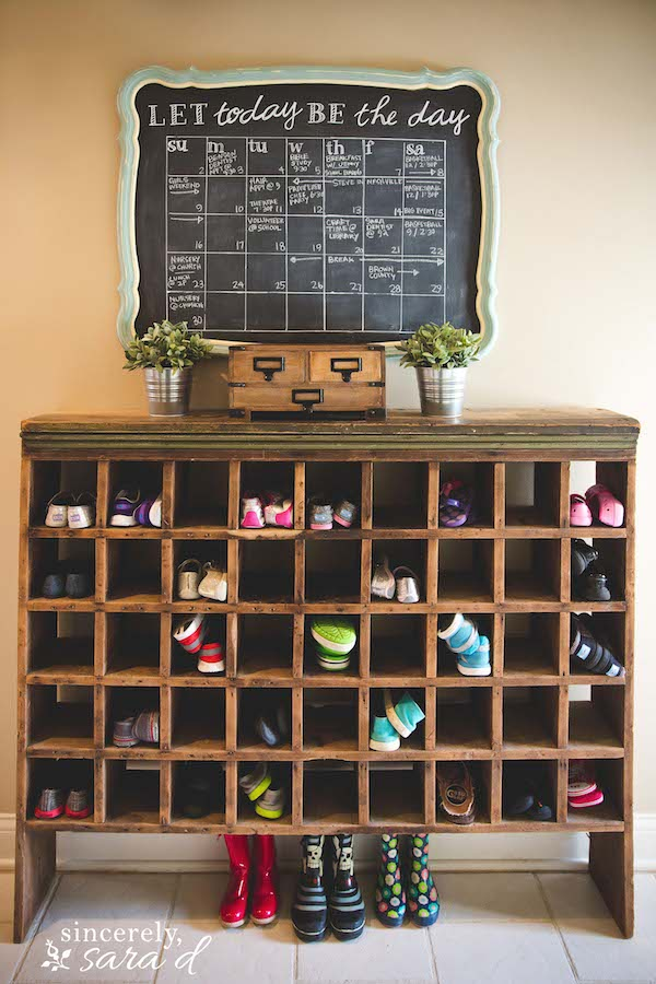 shoe storage ideas 14