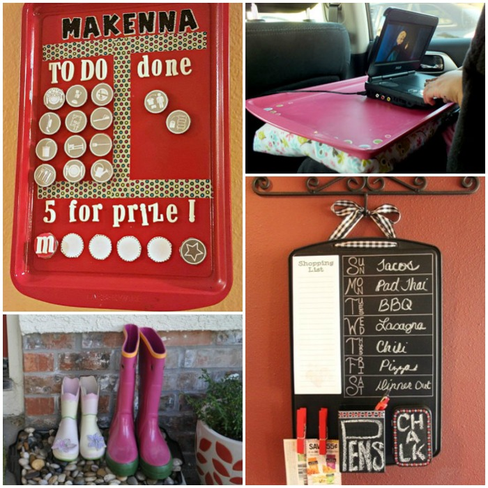 ways to reuse cookie sheets