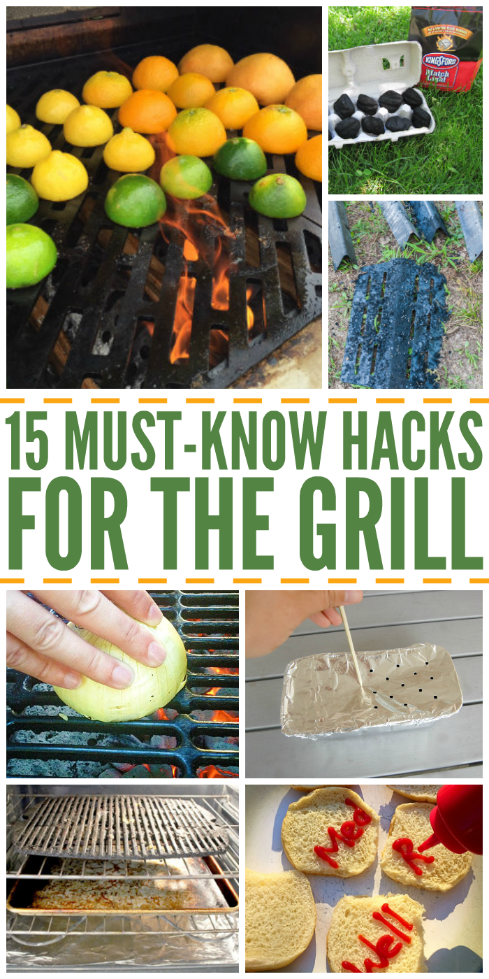 Are you ready to get your grill on this summer? Redefine how to grill with these helpful hacks and tips.