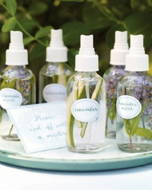 All-Natural Mists